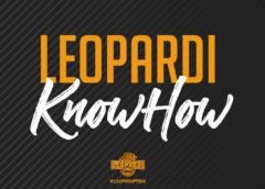 Nasce il Progetto Leopardi KnowHow: per crescere insieme dentro e fuori dal campo!