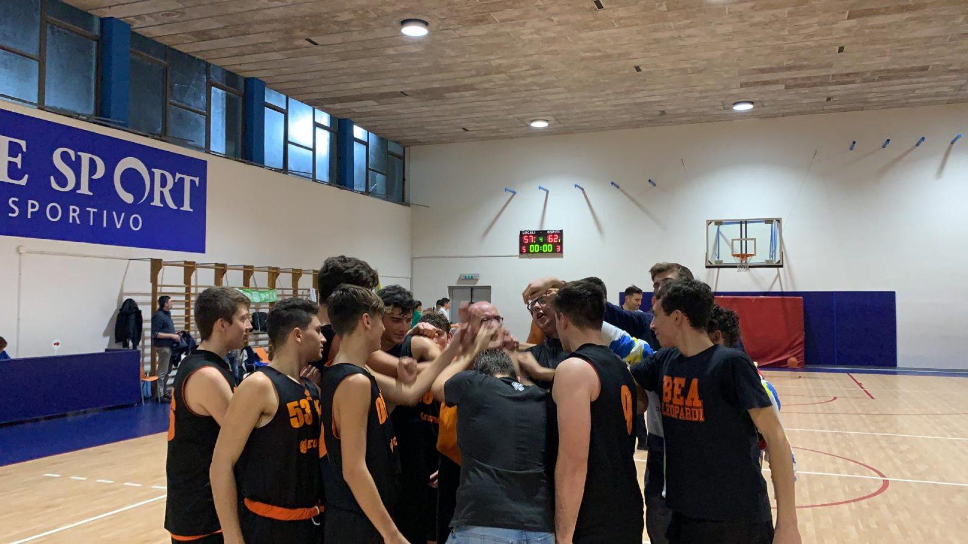 7.Under 18 Gold 5 Pari Torino BEA Leopardi Chieri