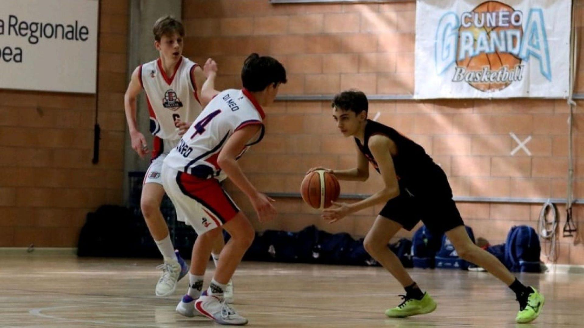 Under 13 Elite Granda College Cuneo - BEA Chieri 6